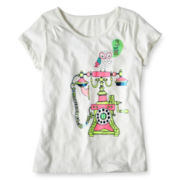 Arizona Graphic Tee - Girls 6-16 and Plus