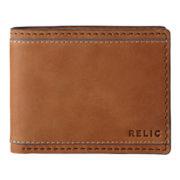Relic® Barton Leather Traveler Wallet
