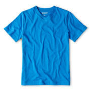 Arizona Short-Sleeve V-Neck Tee - Boys 6-18
