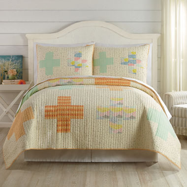 jcpenney.com | Makers Collective Bonnie Christine Hillside Springs Quilt Set