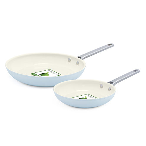 GreenPan Padova 2-pc. Hard Anodized Non-Stick Frying Pan