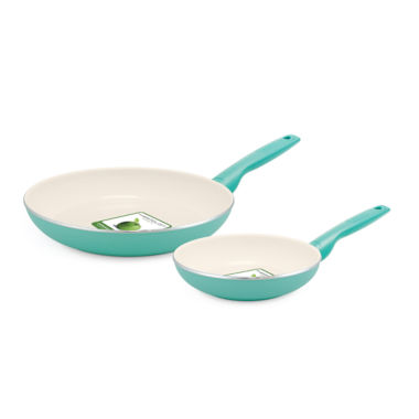 jcpenney.com | GreenPan Rio 2-pc. Non-Stick Frying Pan