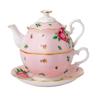 jcpenney.com | Royal Albert New Country Roses 3-pc. Serving Set