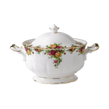 jcpenney.com | Royal Albert Old Country Roses Soup Tureen