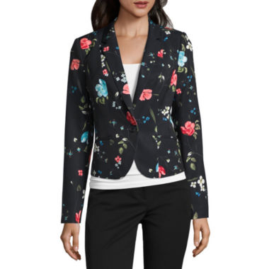 jcpenney.com | Worthington® One-Button Jacket - Tall