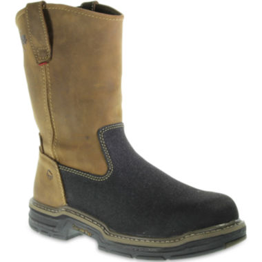 jcpenney.com | Wolverine® Armortek Corsair Wellington Mens Composite-Toe Work Boots