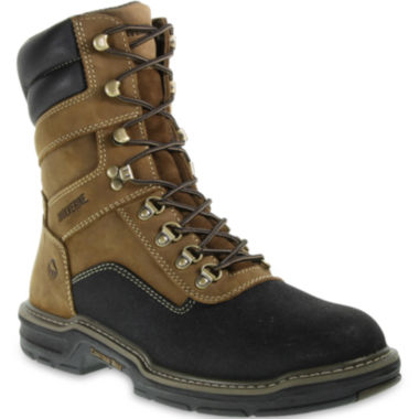 "jcpenney.com | Wolverine® Armortek Corsair 8"" Mens Composite-Toe Work Boots"