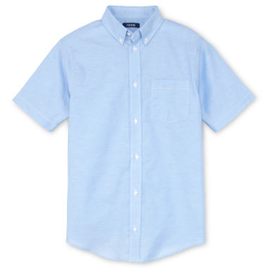 jcpenney.com | IZOD® Oxford Dress Shirt - Boys Husky