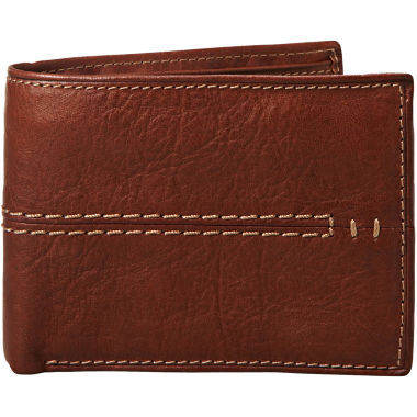 jcpenney.com | Relic® Channel Leather Traveler Wallet