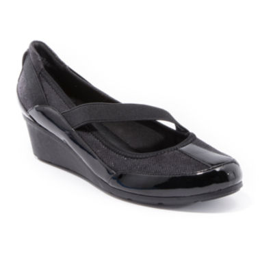 jcpenney.com | Andrew Geller Sacey Slip-On Wedge Shoes