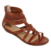 a.n.a® Frank Studded Gladiator Sandals