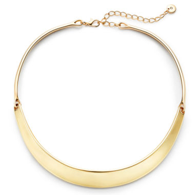 jcpenney.com | Bold Elements™ Gold-Tone Collar Necklace