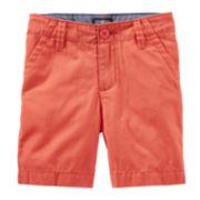 OshKosh B'gosh® Cotton Shorts - Boys 4-14