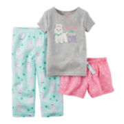 Carter's® Dog 3-pc. Set - Toddler Girls 2t-5t