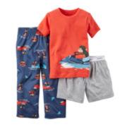 Carter's® 3-pc. Monkey Pajama Set - Baby Boys newborn-24m