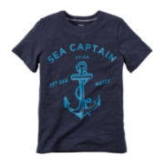 Carter's® Short-Sleeve Captain Tee - Toddler Boys 2t-5t