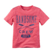 Carter's® Short-Sleeve Handsome Tee - Preschool Boys 4-7