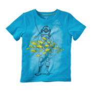 Carter's® Short-Sleeve Scuba Tee - Preschool Boys 4-7