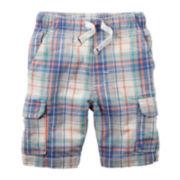 Carter's® Cargo Shorts - Preschool Boys 4-7