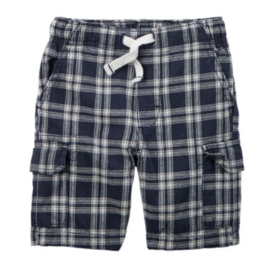 jcpenney.com | Carter's® Cargo Shorts - Preschool Boys 4-7