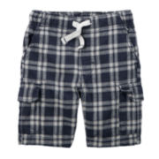 Carter's® Cargo Shorts - Preschool Boys 4-7