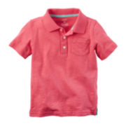 Carter's® Polo - Preschool Boys 4-7
