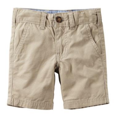 Carter's® Khaki Shorts - Preschool Boy 4-7 - JCPenney