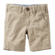 Carter's® Khaki Shorts - Preschool Boy 4-7