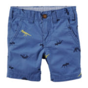 Carter's® Print Shorts - Preschool Boys 4-7