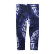 Carter's® Tie-Dye Capri Leggings - Preschool Girls 4-7