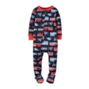 Carter's® Fire Truck Sleeper - Toddler Boys 2t-5t