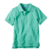Carter's® Short-Sleeve Polo - Toddler Boys 2t-5t