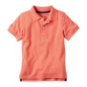 Carter's® Short-Sleeve Polo - Toddler Boys 2t-5t