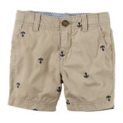Carter's® Print Cargo Shorts - Toddler Boys 2t-5t