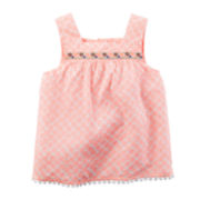 Carter's® Sleeveless Geo Top - Toddler Girls 2t-5t