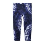 Carter's® Tie-Dye Capri Leggings - Toddler Girls 2t-5t