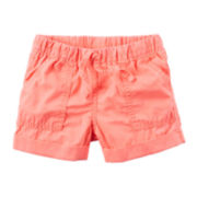 Carter's® Neon Poplin Shorts - Preschool Girls 2t-5t