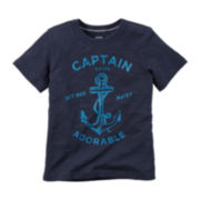 Carter's® Short-Sleeve Graphic Tee - Toddler Boys 2t-5t