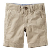 Carter's® Cotton Shorts - Toddler Boys 2t-5t