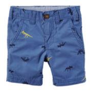 Carter's® Print Shorts - Toddler Boys 2t-5t