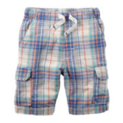 Carter's® Plaid Shorts - Toddler Boys 2t-5t