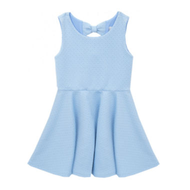 jcpenney.com | Rare Editions Sleeveless Skater Dress - Preschool Girls 4-6x