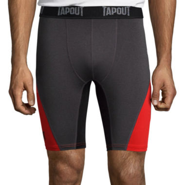 jcpenney.com | Tapout Space Dye Compression Shorts