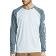 Columbia® Fork Stream™ Long-Sleeve Tee