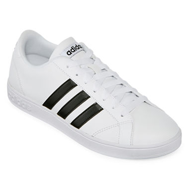 Adidas White Shoes Women S Neo Baseline