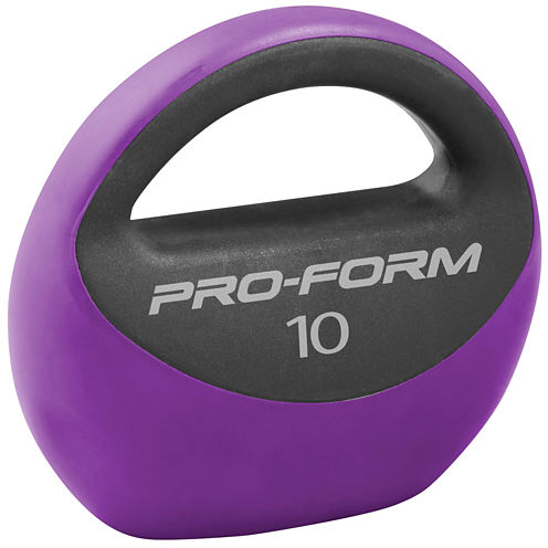 Pro-Form® 10-lb. Neoprene Purse Kettlebell