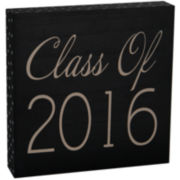 """Class Of 2016"" Sentimental Wooden Decorative Box"
