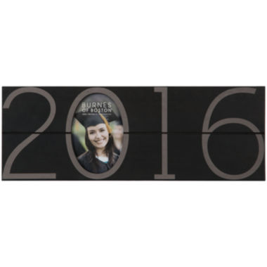 "jcpenney.com | Graduation of 2016 4x6"" Sentimental Wooden Picture Frame"