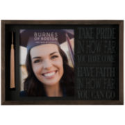 "Graduation Tassel 8x10"" Shadow Box Picture Frame"
