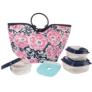 Fit & Fresh® 5-pc. Alexandria Lunch Box Kit